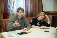 Алексей Ягудин и Татьяна Тотьмянина в Туле, Фото: 23