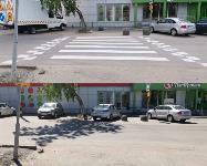 В Туле на шести улицах появилась новая дорожная разметка, Фото: 7