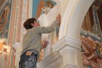 Груздев инспектирует работы в Тульском кремле. 8.09.2015, Фото: 19