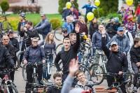 В Туле прошел большой велопарад, Фото: 39