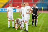 Игра легенд российского и тульского футбола, Фото: 14