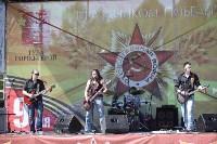 Митинг и рок-концерт в честь Дня Победы. Центральный парк. 9 мая 2015 года., Фото: 23