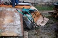 В Плеханово убирают незаконные строения, Фото: 9