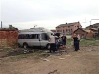 Центр Ефремова похож на место теракта, Фото: 5