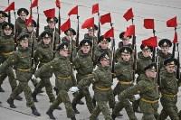 Репетиция Парада Победы в подмосковном Алабино, Фото: 78