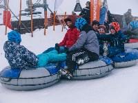 Зимние развлечения в Некрасово, Фото: 95