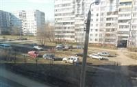 Автохамы на Максимовского, Фото: 2