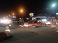 Аварии на перекрестке Красноармейского проспекта и ул. Фрунзе вечером 25 ноября, Фото: 8