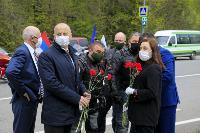 Тульские байкеры почтили память героев в Ясной Поляне, Фото: 17