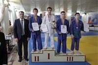 В Туле прошел юношеский турнир по дзюдо, Фото: 53