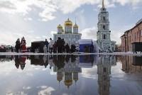 В Тульском кремле проходят масленичные гуляния, Фото: 16