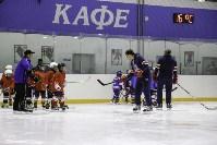 Легенды хоккея провели мастер-класс в Туле, Фото: 30