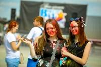 В Туле прошел фестиваль красок и летнего настроения, Фото: 19