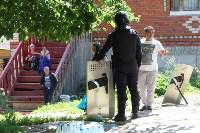 На Косой Горе ликвидируют незаконные врезки в газопровод, Фото: 53
