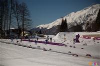 Состязания лыжников в Сочи., Фото: 11