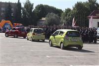 В Туле отметили День ГИБДД, Фото: 2