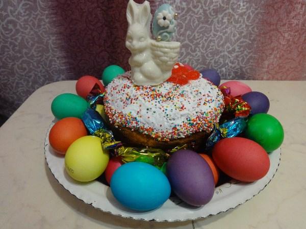 Светлый праздник Пасхи. Христос Воскресе!!!