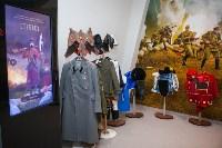 Музей оружия здание-шлем, Фото: 51