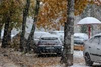 Первый снег в Туле, Фото: 17