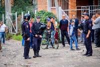 В Плеханово убирают незаконные строения, Фото: 12
