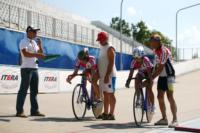 Всероссийские соревнования по велоспорту на треке. 17 июля 2014, Фото: 5