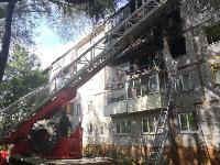 При пожаре на ул. Серебровской в Туле погибли три человека, Фото: 5