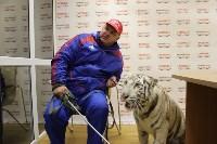 """Цирк """"Максимус"""" и тигрица в гостях у Myslo, Фото: 15"""