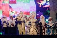 Битва Дедов Морозов и огненное шоу, Фото: 1