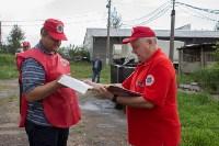 Тульское МЧС передало муниципальным образованиям области прицепы спасательных постов, Фото: 5
