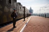 Открытие монумента и бронепоезда на Московском вокзале. 8 мая 2015 года, Фото: 82