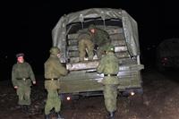 Десантники показали тулякам салют, Фото: 43