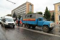 Проспект Ленина затопило, Фото: 7
