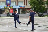 Дмитрий Глушенков простился со знаменем дивизии, Фото: 7