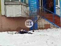 В Туле мужчина выпал из окна, Фото: 4
