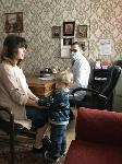 Врачи тульских клиник посетили Хитровщинский дом милосердия, Фото: 7