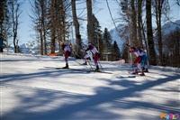 Состязания лыжников в Сочи., Фото: 40