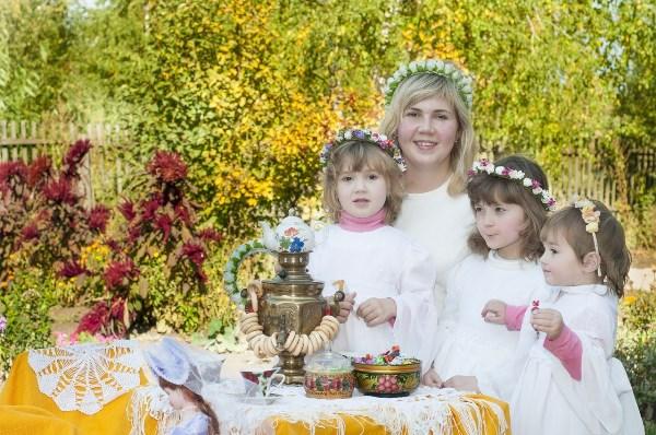 3 сестрички