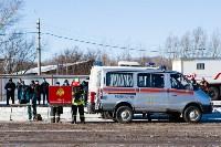 Учения МЧС на железной дороге. 18.02.2015, Фото: 14