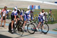 Всероссийские соревнования по велоспорту на треке. 17 июля 2014, Фото: 46