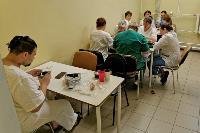 Репортаж из «красной зоны»: как устроен коронавирусный госпиталь в Туле, Фото: 17