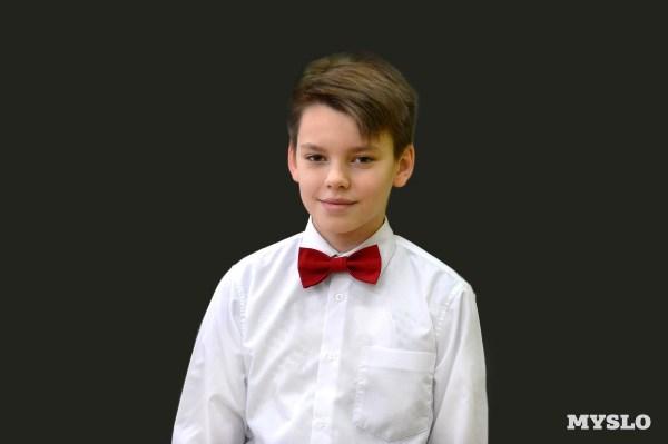 Денис Егоров, 11 лет
