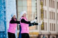 Физкультминутка на площади Ленина. 27.12.2014, Фото: 45