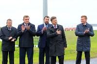 В Суворовском районе  введен в эксплуатацию участок автодороги «Калуга-Перемышль-Белёв-Орёл», Фото: 36