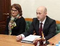 Владимир Груздев провел личный приём жителей Тульской области, Фото: 12