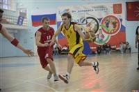 БК «Тула» дважды уступил баскетболистам Ярославля, Фото: 23