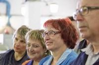 Алексей Дюмин посетил Ефремовский завод синтетического каучука, Фото: 19