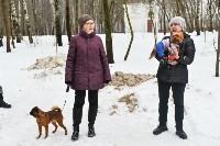 В Комсомольском парке прошёл рейд по выявлению собачников-нарушителей, Фото: 25