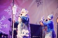 Битва Дедов Морозов и огненное шоу, Фото: 27