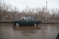 Потоп на ул. Рязанской и Восточном обводе, Фото: 33