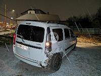 Авария на ул. Пролетарской в Туле, Фото: 2